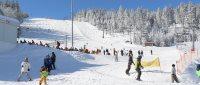 Skifahren und Langlaufen im Winterurlaub