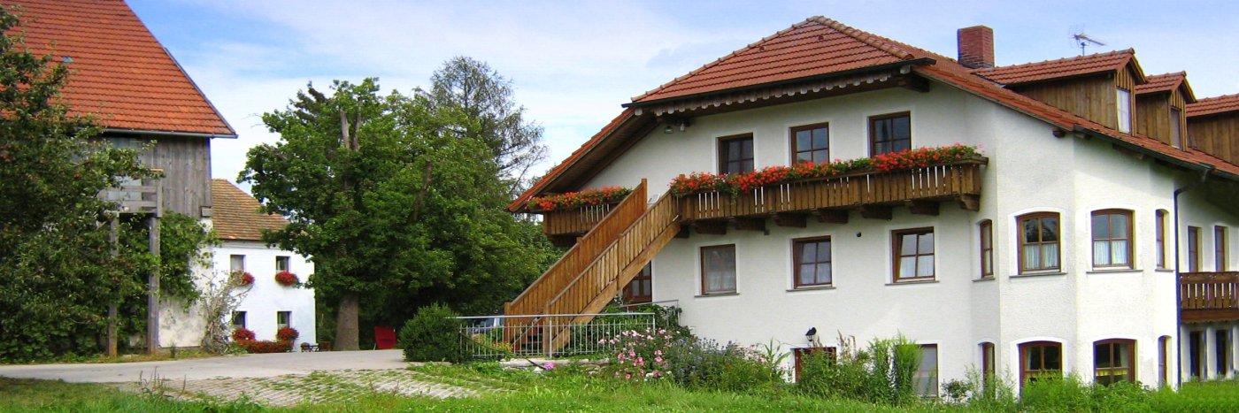Bauernhof Urlaub bei Waldmünchen Tiefenbach und Rötz Wouznhof Eiber