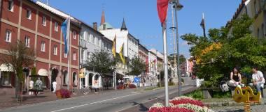 Sehenswertes in Zwiesel, Bayerisch Eisenstein und Viechtach