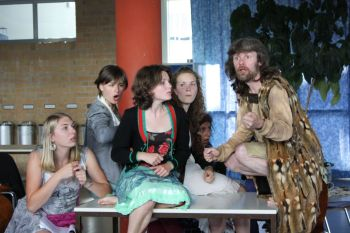 Freilichttheater Bayern Theaterstück für Kinder